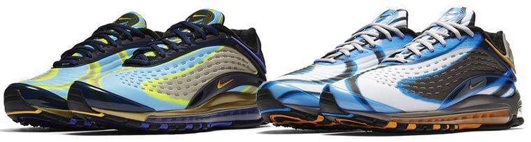 Nike Air Max Deluxe Sneaker in versch. Designs für je 97,98€ (statt 140€)