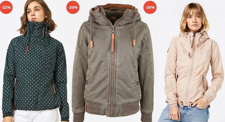 Bis zu 50% Rabatt bei About You auf Naketano für Frauen z.B. Schnipp Schnapp Pimmel Ab Jacke für 44,91€ (statt 68€)