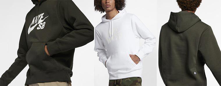 Nike SB Icon Herren Hoodie für 29,38€ (statt 45€)