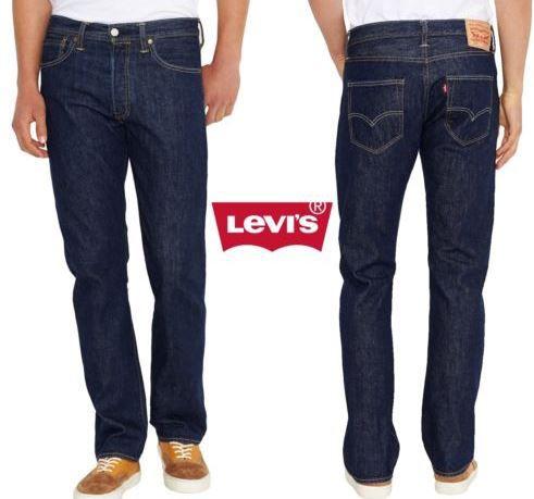 Levi´s 501 Herren Jeans   Restgrößen für je 64,95€ (statt 89€)