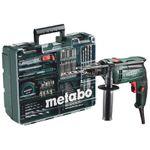 Metabo Schlagbohrmaschine SBE 650 inkl. Mobile Werkstatt (79 Teile) für 94,55€ (statt 114€)