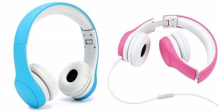 Getlink Kopfhörer für Kinder mit Lautstärkebegrenzung für 9,34€ (statt 17€)
