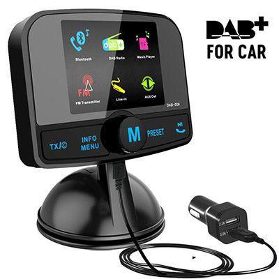 Esuper DAB 008   DAB/DAB+ Autoradio Adapter für 47,97€ (statt 80€)