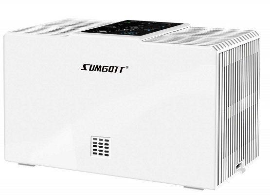 SUMGOTT Luftreiniger mit HEPA Filter für 39,99€ (statt 80€)