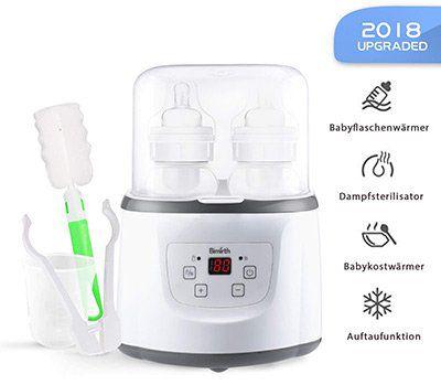 4in1 Babyflaschenwärmer für 20,99€ (statt 35€)