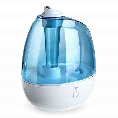 TaoTronics Luftbefeuchter mit 2 Liter Wassertank für 26,99€ (statt 37€)