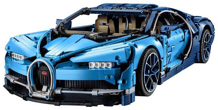 LEGO Technic   Bugatti Chiron (42083) für 252,73€ (statt 283€)