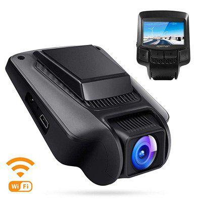 Apeman C 580   1080p WiFi Dashcam mit 170° Weitwinkel für 43,99€ (statt 60€)