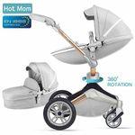 Hot Mom Kombikinderwagen mit Buggy & Babywanne für 374€ (statt 399€)