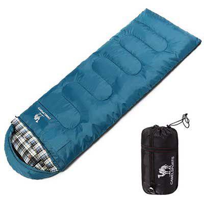 Camel Sports Schlafsack (190x75cm) für 25,19€ (statt 36€)
