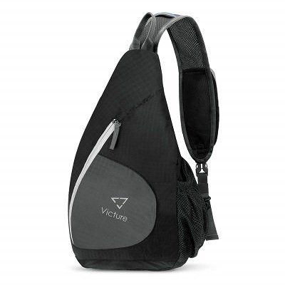 Victure zusammenfaltbarer Sling Rucksack für 6,49€ (statt 13€)