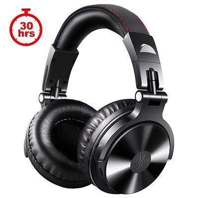OneOdio Over Ear Headset mit (6,3mm & 3,5 mm) für 19,49€ (statt 39€)