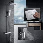 Homelody JD8650E4CH – Duschsystem mit Thermostat für 98,99€ (statt 190€)