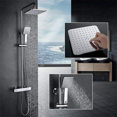 Homelody JD8650E4CH   Duschsystem mit Thermostat für 94,99€ (statt 171€)