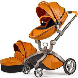 Hot Mom Kombikinderwagen mit Buggyaufsatz & Babywanne ab 350€ (statt 500€)