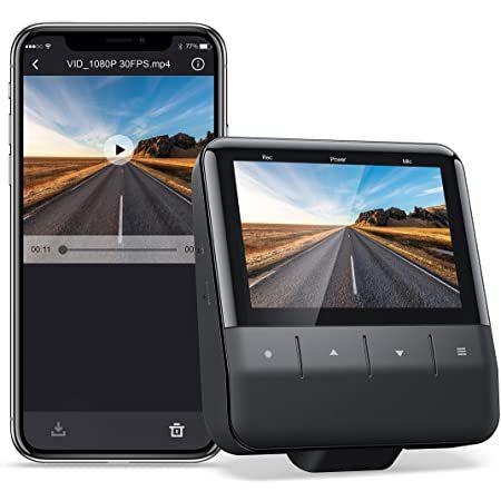 Apeman C-580 – 1080p WiFi Dashcam mit 170° Weitwinkel für 59,99€ (statt 100€)