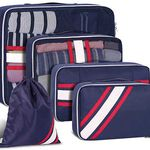 5tlg. Kofferorganizer in vielen Farben für je 11,69€ – Prime