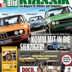 Top: 24 Monate Auto Bild klassik für 118,80€ + Prämie: 90€ Scheck