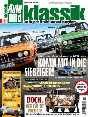 Auto Bild klassik   Jahresabo für 57,60€ + 50€ BC Gutschein TOP!