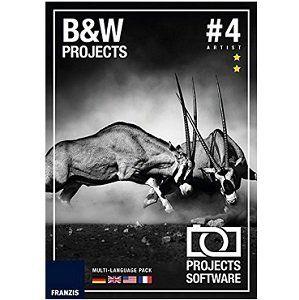 BLACK & WHITE projects 4 für 29€ (statt 41€)