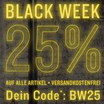 Top! Tom Tailor Black Sale 25% extra Rabatt auch im Sale + VSK frei