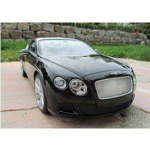 JAMARA 404510 Bentley Continental GT Speed in Schwarz für 29,99€ (statt 46€)