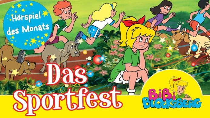 Bibi Blocksberg – Das Sportfest (Folge 19, Hörspiel) kostenlos