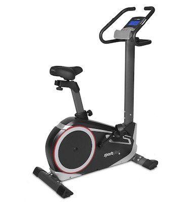 Sportplus SP HT 9600 iE Hometrainer Ergometer mit App Steuerung für 272,59€ (statt 319€)