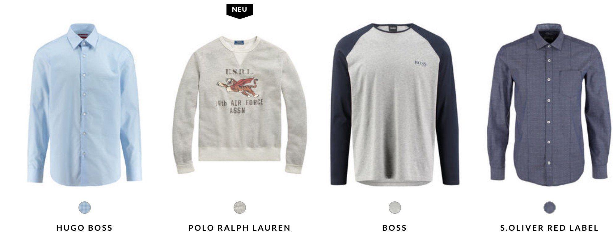 15% Rabatt auf ausgewählte Marken Klamotten bei engelhorn mit Amazon Pay