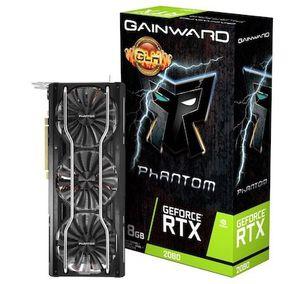 Abgelaufen! Gainward GeForce RTX 2080 Phantom GLH 8GB Grafikkarte für 526,99€ (statt 818€)