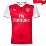 FC Arsenal London Sale bei SportSpar – z.B. Stadion Jacke für 21,99€