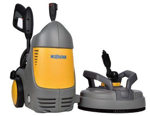 Hozelock Pico Power Hochdruckreiniger + Terrassenreiniger für 88,90€ (statt 150€)