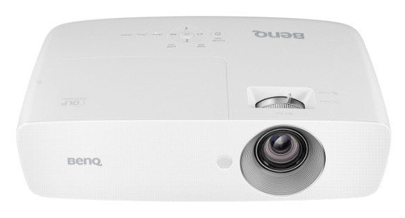Bis 14 Uhr: BenQ W1090 Full HD Beamer mit 3D für 477,99€ (statt 620€)