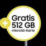 GigaKombi-Vorteil: Samsung Galaxy Note 9 für 69,95€ + gratis 512GB Speicherkarte + Vodafone Red M mit 21GB LTE + 1 Vodafone Pass + GigaDepot für 34,99€ mtl.