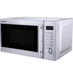 Sharp R-60STW Mikrowelle mit Grillfunktion für 59,90€ (statt 80€)