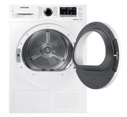 Samsung DV71M5020KW Wärmepumpentrockner mit 7kg für 438,90€ (statt 579€)