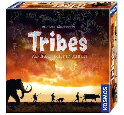 Ausverkauft! Kosmos Tribes   Aufbruch der Menschheit Strategiespiel ab 12,99€ (statt 28€)