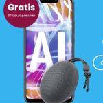 Huawei Mate 20 Lite für 1€ + gratis BT-Lautsprecher + o2 Allnet-Flat von Blau.de mit 3GB LTE für 17,99€ mtl.