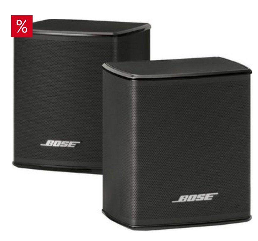 Bose Virtually Invisible 300 Lautsprechersystem für 263€ (Vergleich: 305€)