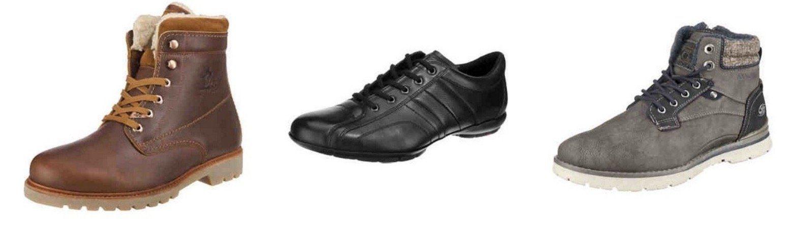 20% Rabatt auf Stiefel & Stiefeletten bei Mirapodo