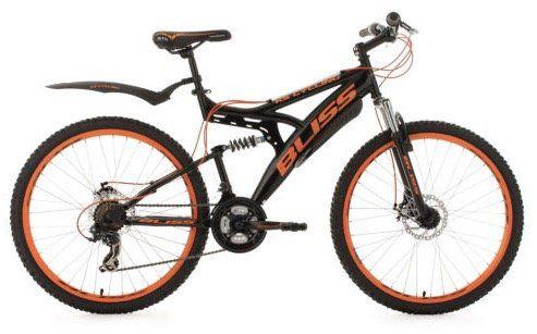 KS Cycling Fully 26″ Bliss MTB vollgefedert für 178,51€ (statt 234€)