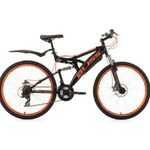 KS Cycling Fully 26″ Bliss MTB vollgefedert für 178,51€ (statt 234€)