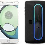Motorola Moto Z Play Smartphone + Alexa Mod Lautsprecher Back-Cover für 188€ (statt 329€)