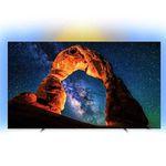 Philips 55OLED803 – 55 Zoll OLED Fernseher mit 3-fachem Ambilight für 1.043,76€ (statt 1.399€)