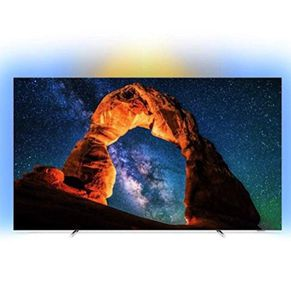 Philips 55OLED803   55 Zoll OLED Fernseher 📺 mit 3 fachem Ambilight für 1.328,09€ (statt 1.538€)