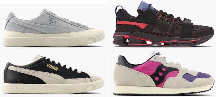 50% Rabatt auf alles bei Mate   z. B. Puma Basket 90680 Sneaker für nur 59,50€ (statt 79€)
