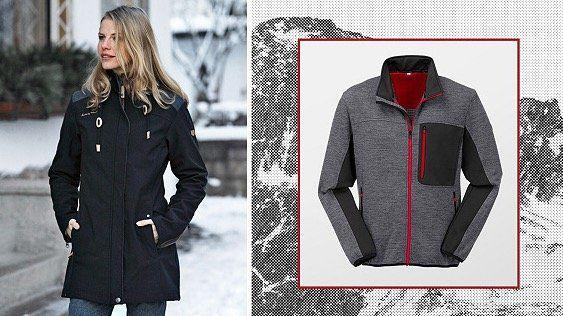 Munich Outdoor Wear bei vente privee   z.B. Prien Damen Softshellmantel ab 79,99€ (statt 120€)