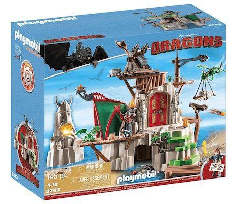 Playmobil Berk 9243 Dragon Set für 33,94€ (statt 46€)