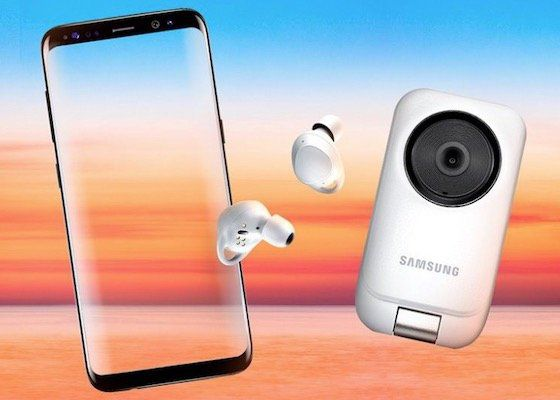 Samsung Sale bei vente privee   z.B. Samsung Gear IconX kabelloses Headset für 120,89€ (statt 145€)