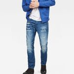 G-Star RAW Herren 3301 Straight Tapered Denim Jeans für 59,97€ (statt 71€)